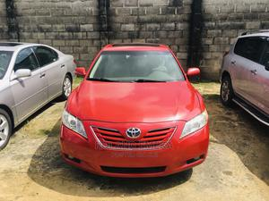 Toyota Camry 2009 Red | Cars for sale in Rivers State, Port-Harcourt
