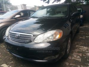 Toyota Corolla 2005 Black | Cars for sale in Benue State, Makurdi
