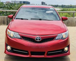Toyota Camry 2013 Red | Cars for sale in Abuja (FCT) State, Wuse 2