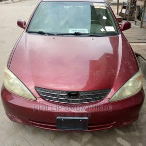 Toyota Camry 2004 Red | Cars for sale in Lagos State, Yaba