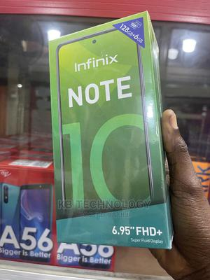 New Infinix Note 10 128 GB Gray | Mobile Phones for sale in Oyo State, Ibadan