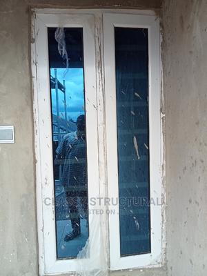 Casement Window With Burglary and Net | Windows for sale in Lagos State, Agege