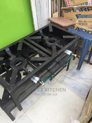 Local Double Burner Cooker | Restaurant & Catering Equipment for sale in Osun State, Ede
