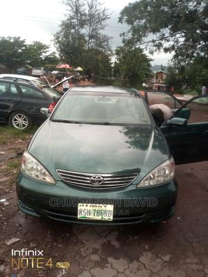 Toyota Camry 2004 Green | Cars for sale in Abuja (FCT) State, Kubwa