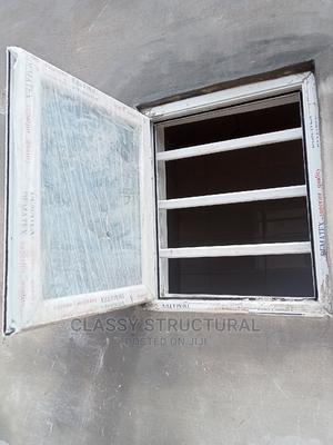 Toilet Casement Window With Burglary | Windows for sale in Lagos State, Agege