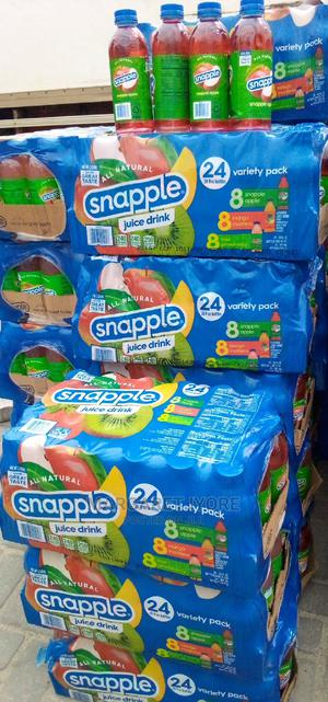 Snapple Juice 24 a Pack | Meals & Drinks for sale in Lagos State, Ajah