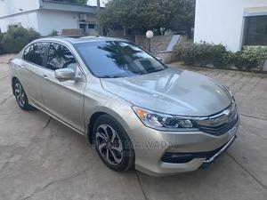 Honda Accord 2016 Gold | Cars for sale in Kaduna State, Kaduna / Kaduna State