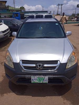 Honda CR-V 2003 Silver   Cars for sale in Oyo State, Ibadan
