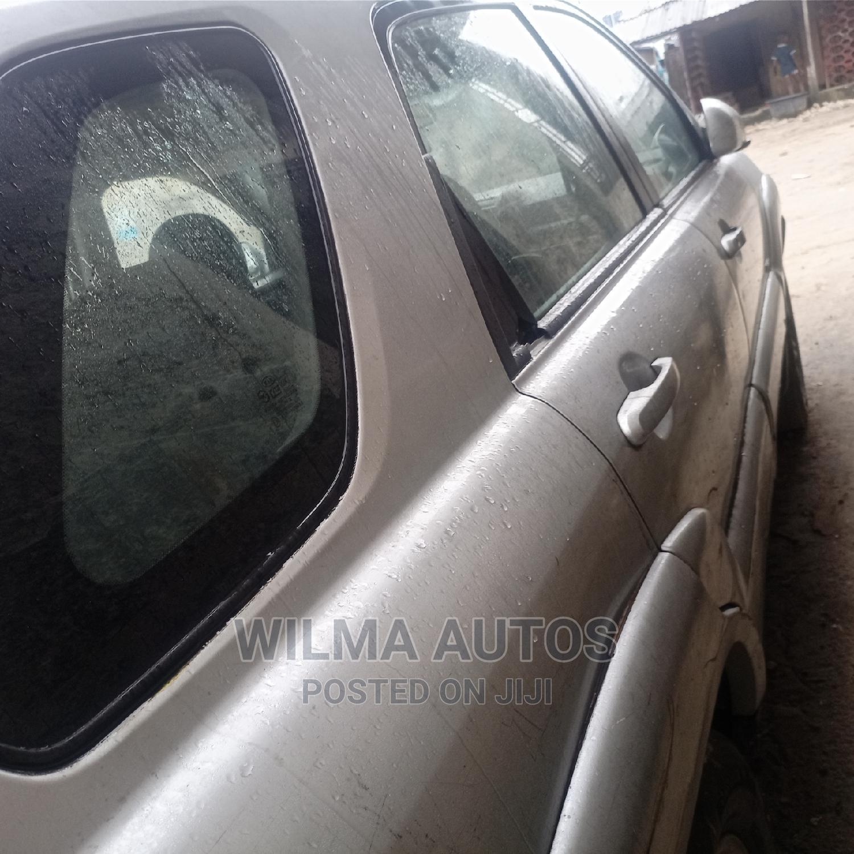 Kia Sportage 2008 Silver   Cars for sale in Warri, Delta State, Nigeria