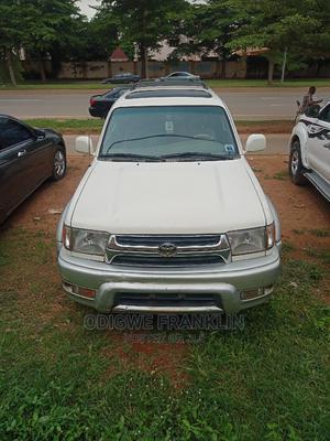 Toyota 4-Runner 2003 4.7 White | Cars for sale in Abuja (FCT) State, Gudu