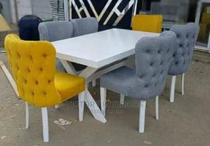 6 Seater Dinning Set   Furniture for sale in Lagos State, Ibeju