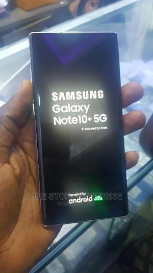Samsung Galaxy Note 10 Plus 5G 256 GB White | Mobile Phones for sale in Lagos State, Ikeja