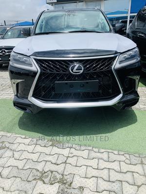 Lexus LX 2016 570 (5 Seats) AWD Black | Cars for sale in Lagos State, Lekki