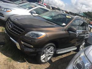 Mercedes-Benz M Class 2013 Brown | Cars for sale in Lagos State, Amuwo-Odofin