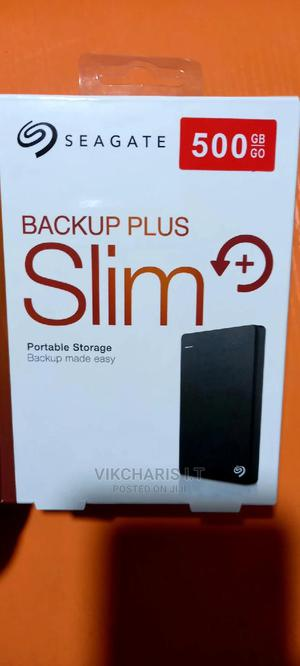 500gb External Seagate Hard Drive | Computer Hardware for sale in Lagos State, Ikeja