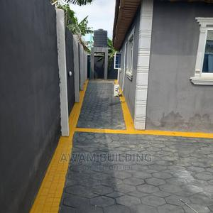 Local Concrete Stamp Floor Design   Building & Trades Services for sale in Lagos State, Ikorodu