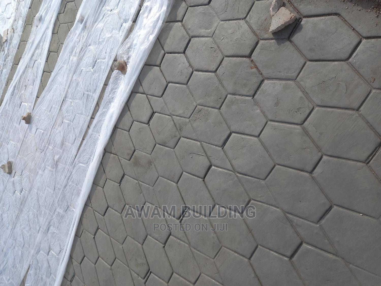 Local Concrete Stamp Floor Design   Building & Trades Services for sale in Ikorodu, Lagos State, Nigeria