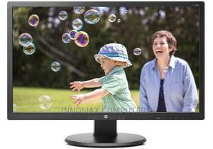24 Inches HP LED HDMI Monitor | Computer Monitors for sale in Lagos State, Ikeja