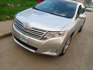 Toyota Venza 2009 V6 Silver | Cars for sale in Abuja (FCT) State, Gwarinpa
