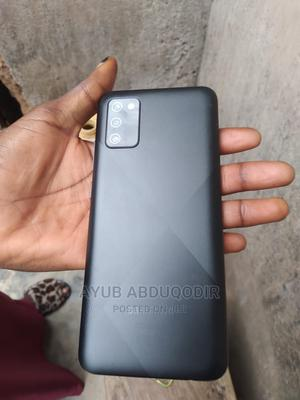 Samsung Galaxy A02S 32 GB Black | Mobile Phones for sale in Kwara State, Ilorin West