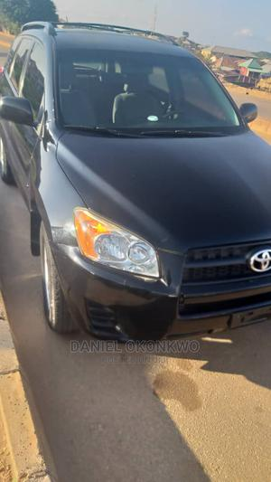 Toyota RAV4 2009 Black | Cars for sale in Plateau State, Jos