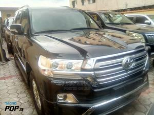 Toyota Land Cruiser 2017 Black | Cars for sale in Lagos State, Yaba