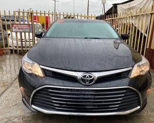 Toyota Avalon 2014 Black | Cars for sale in Lagos State, Alimosho