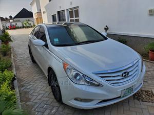 Hyundai Sonata 2013 White | Cars for sale in Plateau State, Jos