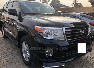 Toyota Land Cruiser 2013 4.5 V8 DSL Black   Cars for sale in Lagos State, Ikeja