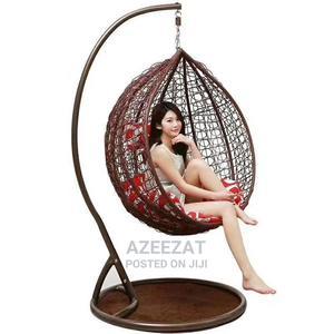 Indoor/Outdoor Basket Swing Chair   Garden for sale in Lagos State, Ikeja