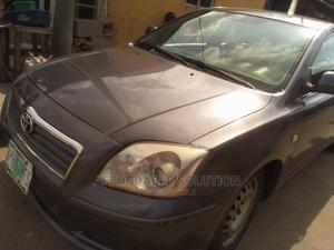 Toyota Avensis 2006 Gray | Cars for sale in Lagos State, Abule Egba