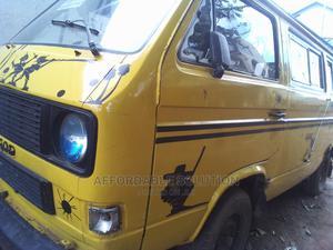 Petrol Volkswagen Vanagon | Buses & Microbuses for sale in Lagos State, Abule Egba