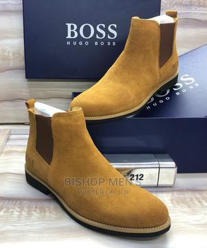 Hugo Boss Nubuck Suede Shoes and Ankleshoes | Shoes for sale in Lagos State, Lagos Island (Eko)