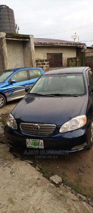 Toyota Corolla 2004 S Blue | Cars for sale in Ekiti State, Ado Ekiti
