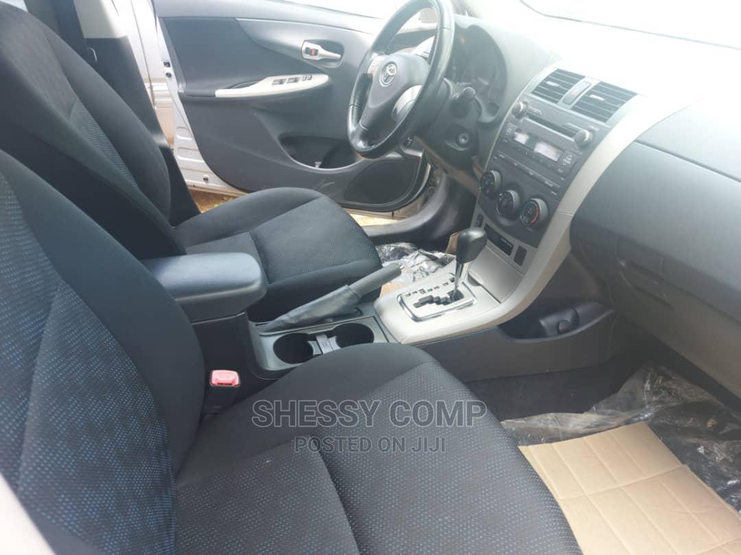 Toyota Corolla 2009 1.8 Advanced Silver | Cars for sale in Fagge, Kano State, Nigeria