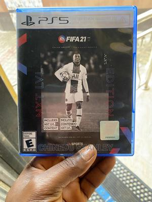 FIFA 21 Ps5 Special Edition | Video Games for sale in Lagos State, Alimosho