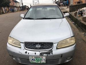 Nissan Sentra 2001 Silver | Cars for sale in Lagos State, Ogba