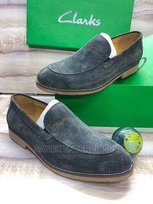 Clarks Leather and Suede Men's Shoes | Shoes for sale in Lagos State, Lagos Island (Eko)
