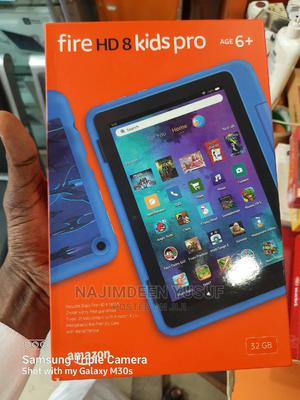 New Amazon Fire HD 8 Kids Pro 32 GB Blue | Tablets for sale in Lagos State, Ikeja