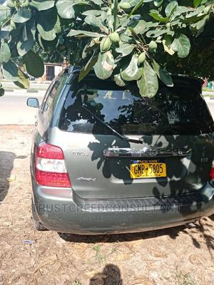 Toyota Highlander 2006 Sport Gray | Cars for sale in Oyo State, Ibadan