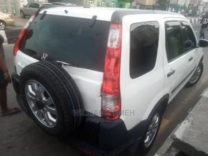 Honda CR-V 2006 EX Automatic White | Cars for sale in Lagos State, Surulere