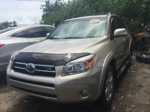 Toyota RAV4 2007 Limited V6 Gold   Cars for sale in Lagos State, Apapa