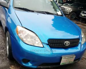 Toyota Matrix 2007 Blue | Cars for sale in Lagos State, Ojodu