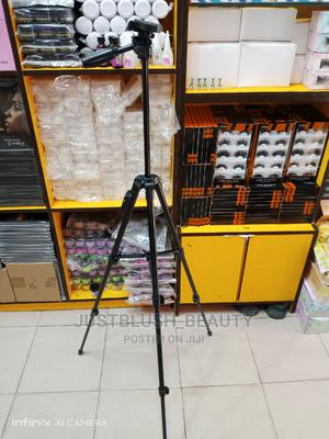 Tripod Stand for Camera and Phone   Accessories & Supplies for Electronics for sale in Lagos State, Amuwo-Odofin