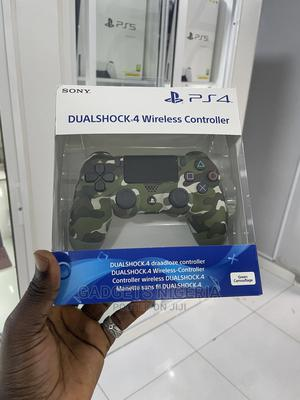 Genuine Ps4 Dualshock 4 Wireless Controller / Game Pad | Accessories & Supplies for Electronics for sale in Lagos State, Lekki