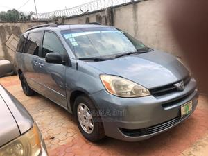 Toyota Sienna 2004 LE AWD (3.3L V6 5A) Silver | Cars for sale in Lagos State, Ikeja