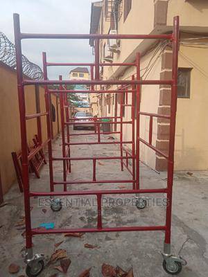 Scaffolding for Safty to Fix Ac's, to Plaster House Etc | Other Repair & Construction Items for sale in Lagos State, Ikeja
