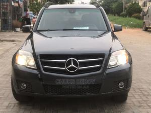 Mercedes-Benz GLK-Class 2010 350 4MATIC Gray | Cars for sale in Lagos State, Amuwo-Odofin