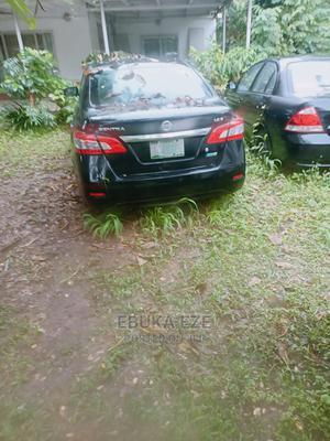 Nissan Sentra 2015 Black | Cars for sale in Ogun State, Ado-Odo/Ota