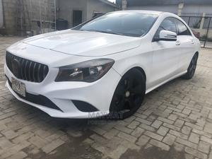 Mercedes-Benz CLA-Class 2016 Base CLA 250 FWD White   Cars for sale in Lagos State, Lekki